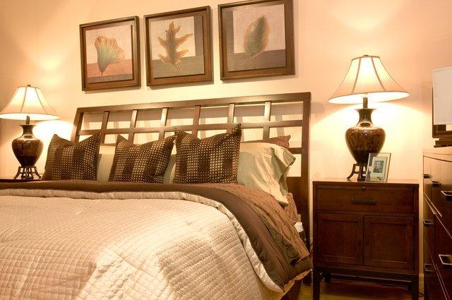 Bedside Lamps Add Decor And Light To A Room
