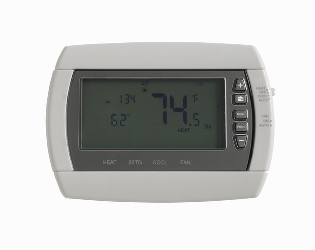 how do i program a honeywell focuspro th6000 thermostat? ehow
