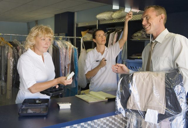 Dry cleaning can prolong the life of your clothes.