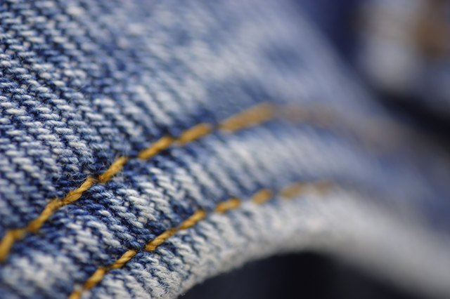 Give jeans a faded look more quickly with lightening techniques.