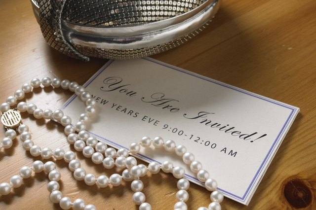 masquerade ball invitation ideas with pictures ehow