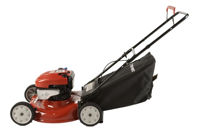 How to Replace a Lawn Mower Engine   eHow