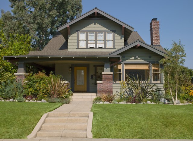 How To Redesign The Front Of The House Ehow