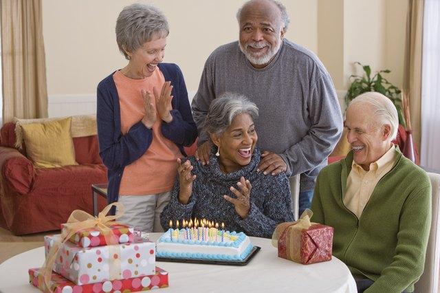 85th Birthday Party Ideas