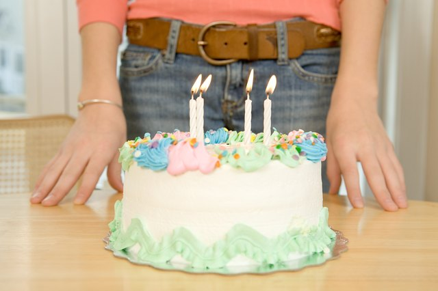 Birthday Ideas For 15 Year Old Girls With Pictures Ehow
