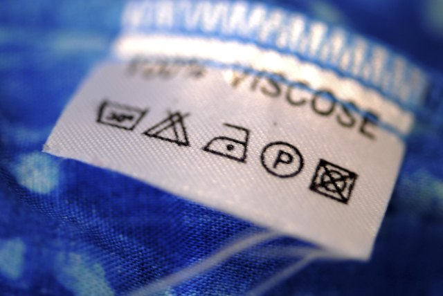 Follow the care label on your viscose clothing to help prolong its life.