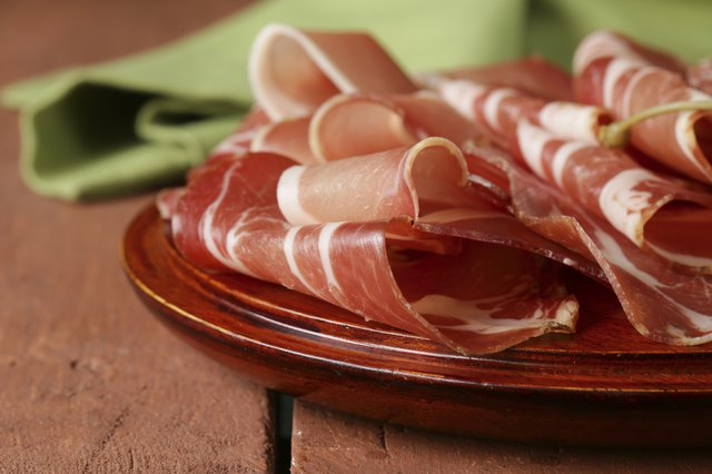 How to Tell if Prosciutto Has Gone Bad | eHow