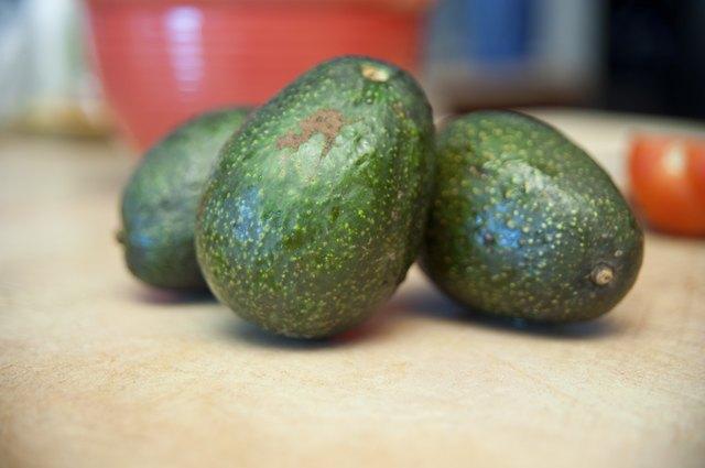 Fresh Healthy Avocados