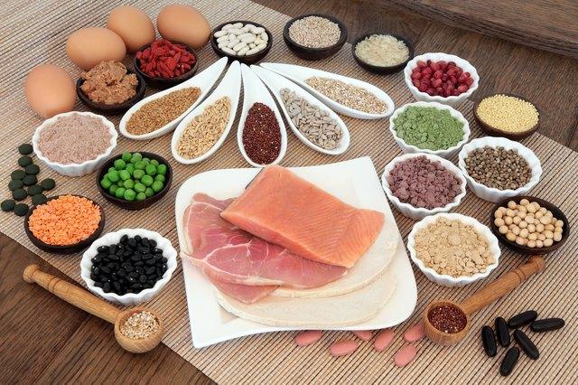 Body Building Diet food