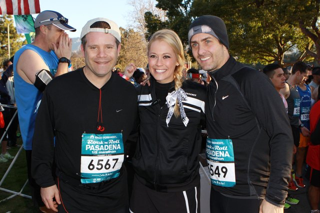 Kaiser Permanente Rock 'N' Roll Pasadena Half Marathon Benefiting CureMito!
