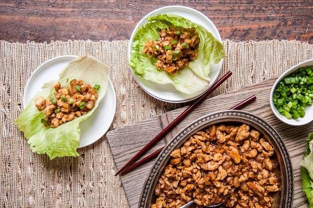 P.F. Chang's Chicken Lettuce Wraps Recipe