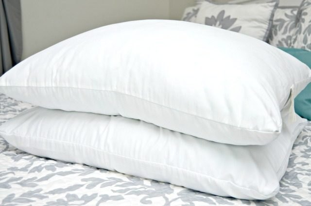Cleaning Bed Pillows