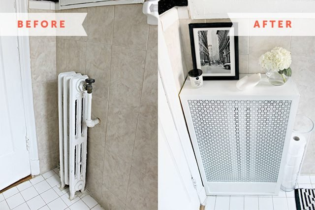 How to Build a Radiator Cover