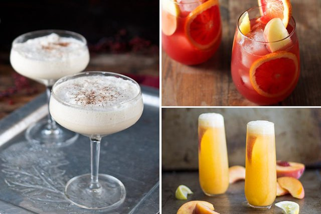 Swanky Cocktails to Ring in the New Year