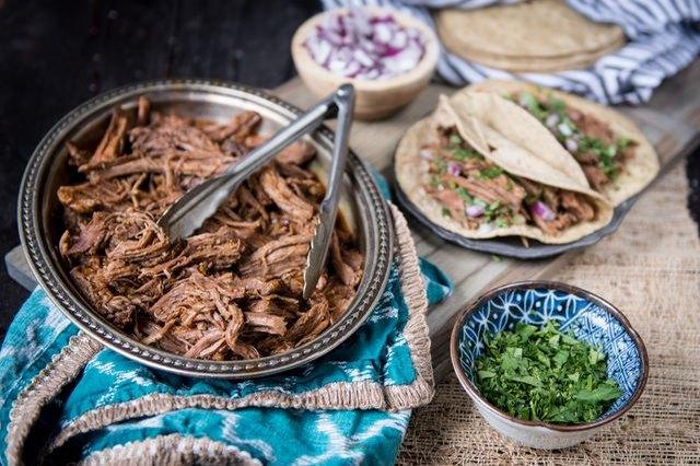 Chipotle's Barbacoa Tacos Recipe