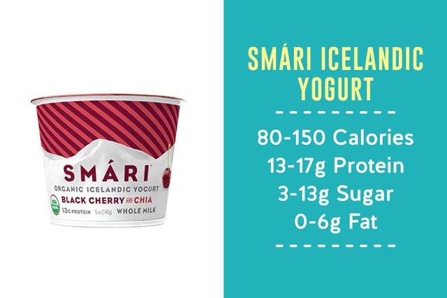 Smári Icelandic Yogurt