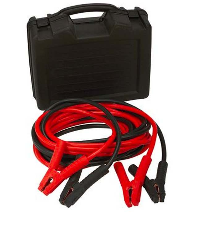 Jumper cable kit.