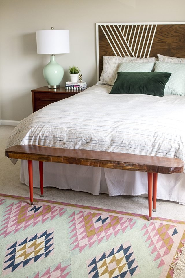 Make a Reclaimed Wood Bench