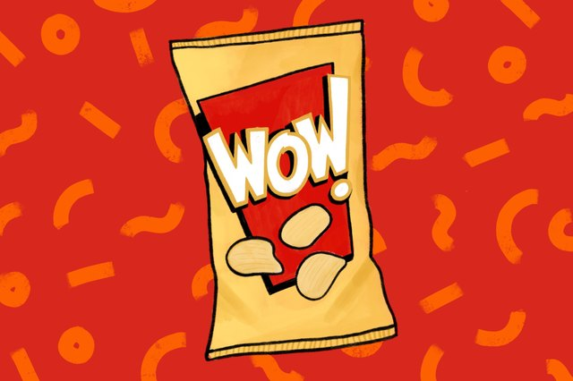 wow chips illustration