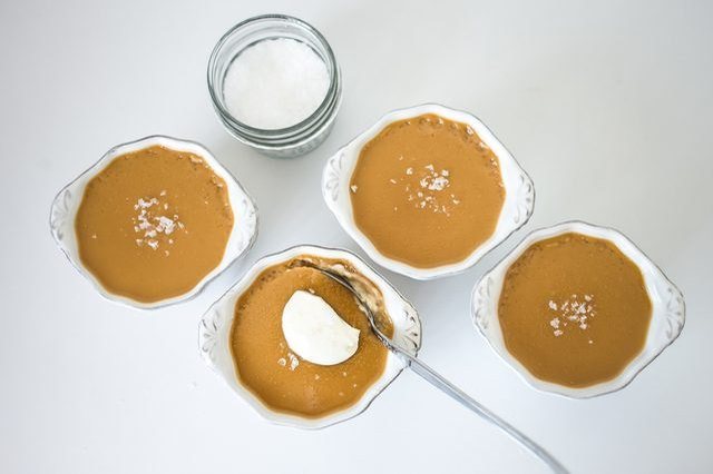 Pots de Creme are a simple dessert to make.