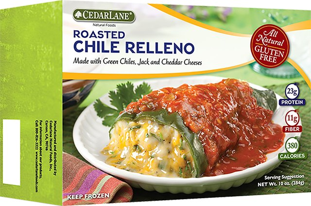 CedarLane Roasted Chili Rellenos