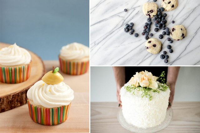 Delicious spring-inspired desserts
