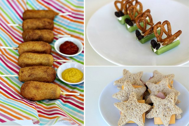Finger Food Ideas for Kids
