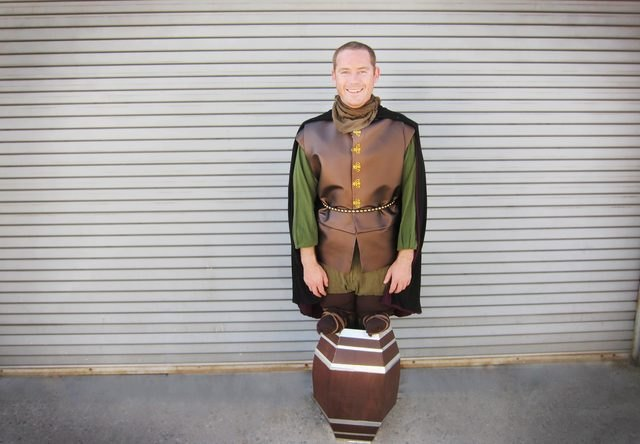 Tryion Lannister of Game of Thrones costume
