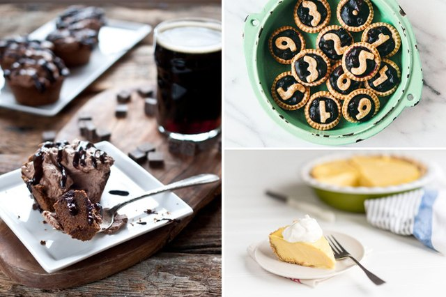 Delicious pies to celebrate pi day