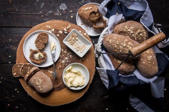 Cheesecake Factory's Honey Oat Bread