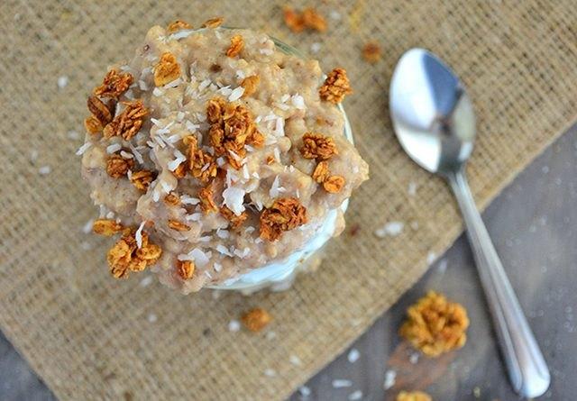Gluten-Free and Vegan Coconut Macaroon Parfait