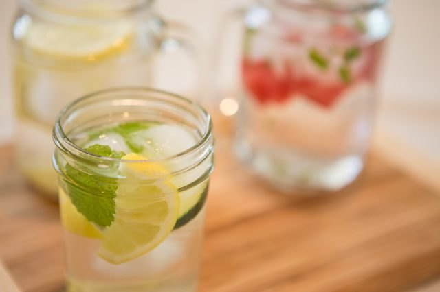 5 Infused Water Recipes to Improve Your Health