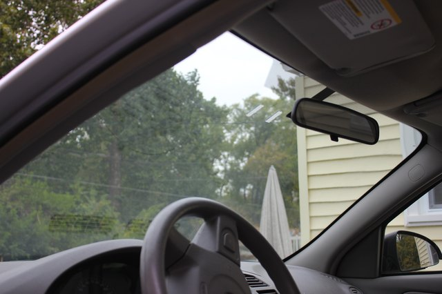 Best Way to Clean the Inside of Car Windshield   eHow.com