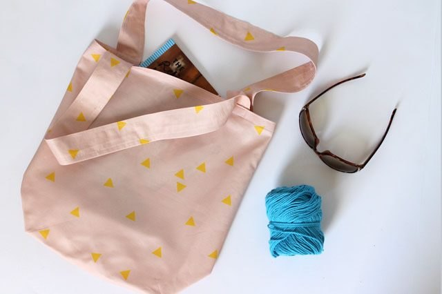 Make a Canvas Tote Bag