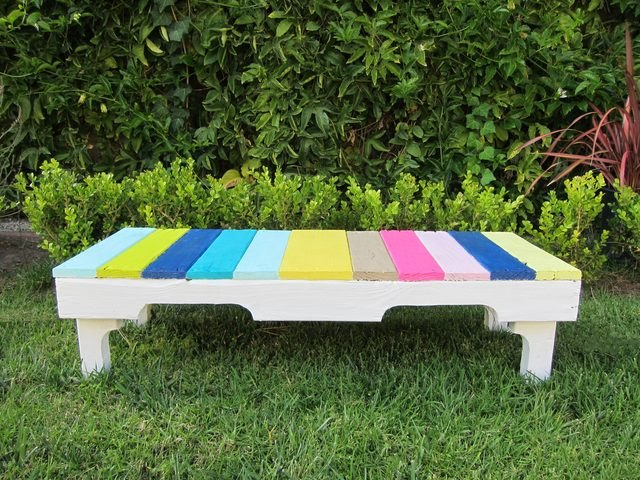 DIY Easy to Make Wooden Benches