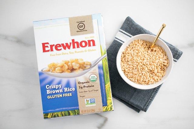 Erewhon Crispy Brown Rice Cereal