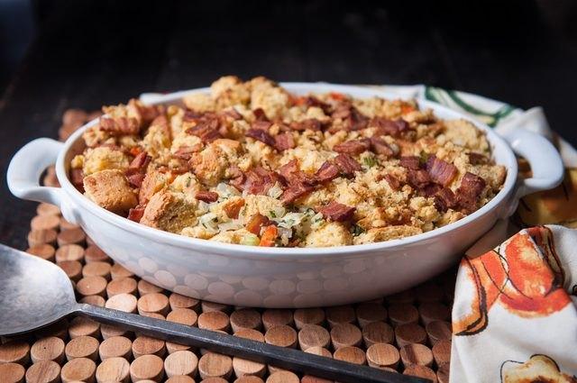 Gluten-free cornbread stuffing recipe