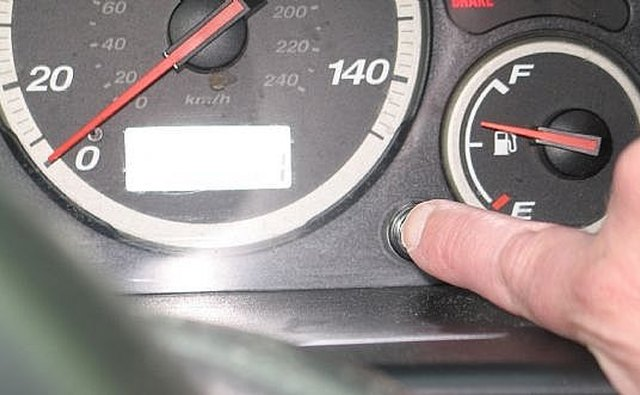 How to Reset the MAINTENANCE REQUIRED Dashboard Indicator Light in a