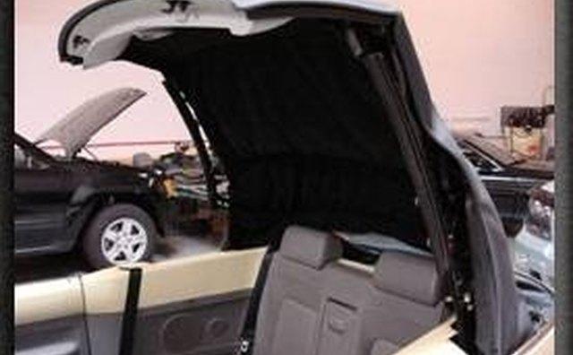 Miata Convertible Top Instructions | It Still Runs