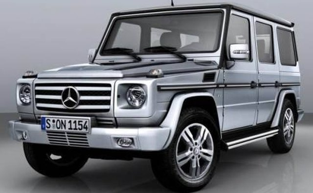 Merecedes entered the sport utility market in 2000 with the G-Class.