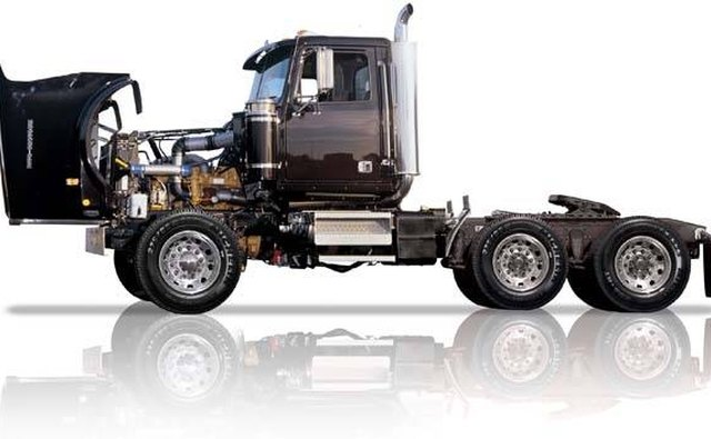 The Tilt Hood from Western Star.