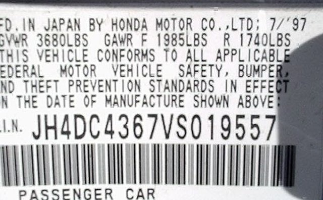 How to Locate a Vehicle's Manufacture Date | It Still Runs