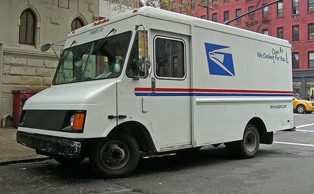 The U.S. Postal Service is a heavy user of the step van