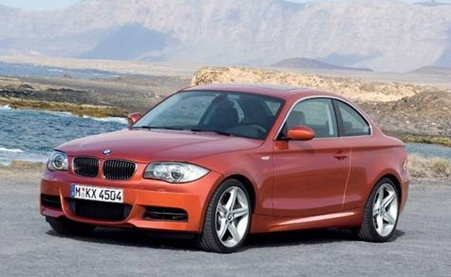 The 1 Series is BMW's entry level model.
