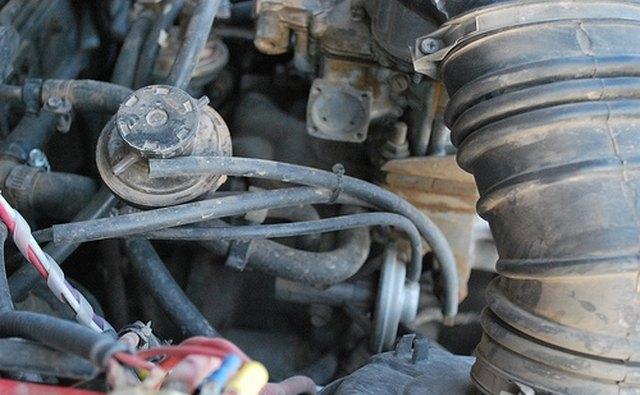 How to Change the EGR Valve on a Chevy Impala | It Still Runs p0403 It Still Runs