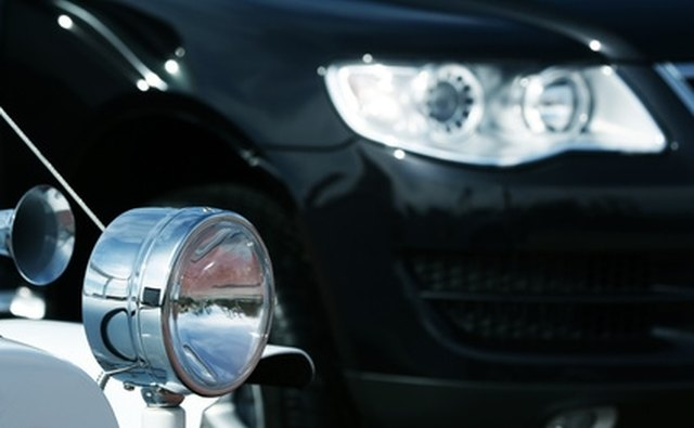 Forgetting to turn off headlights can drain a car battery