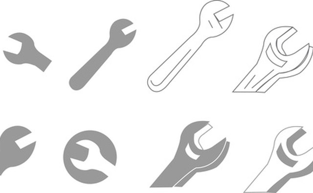 A good collection of wrenches can be found in any mechanics tools set.