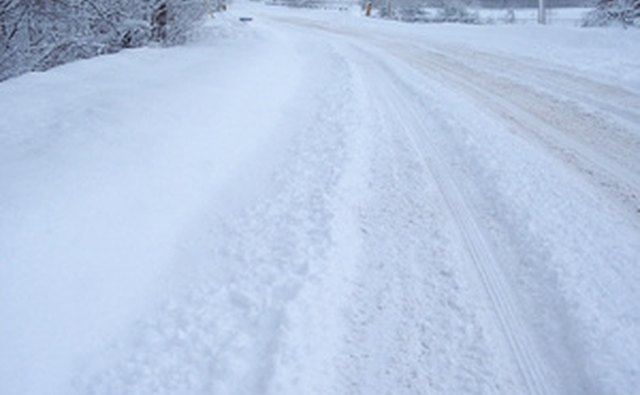 Some states require studs or chains in certain weather conditions.