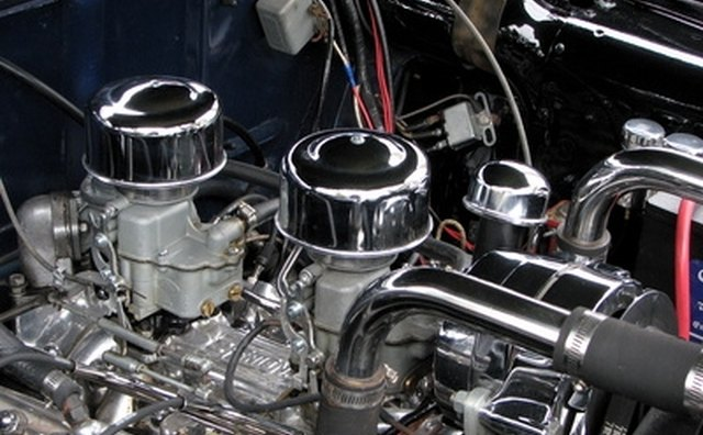 The head gasket is placed between the engine block and the cylinder head.