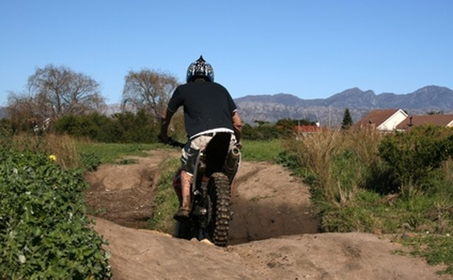 Trail riders can handle trails and rough terrain.